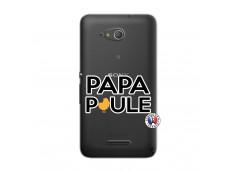 Coque Sony Xperia E4G Papa Poule