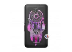 Coque Sony Xperia E4G Purple Dreamcatcher