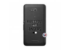 Coque Sony Xperia E4G Rien A Foot Allez Angers