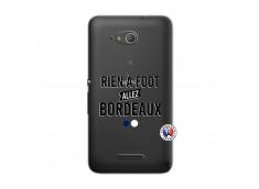 Coque Sony Xperia E4G Rien A Foot Allez Bordeaux
