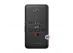 Coque Sony Xperia E4G Rien A Foot Allez Guingamp