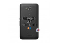 Coque Sony Xperia E4G Rien A Foot Allez Montpellier