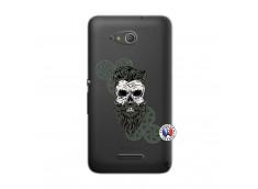 Coque Sony Xperia E4G Skull Hipster