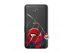 Coque Sony Xperia E4G Spider Impact