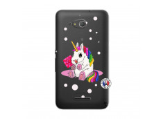 Coque Sony Xperia E4G Sweet Baby Licorne
