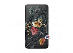 Coque Sony Xperia E4G Leopard Tree