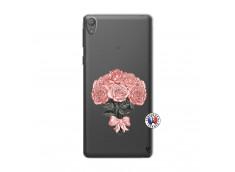 Coque Sony Xperia E5 Bouquet de Roses