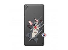 Coque Sony Xperia E5 Dog Impact