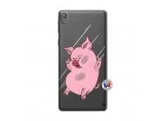 Coque Sony Xperia E5 Pig Impact