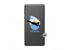 Coque Sony Xperia E5 Coupe du Monde Rugby-Argentina