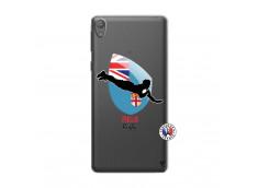 Coque Sony Xperia E5 Coupe du Monde Rugby Fidji