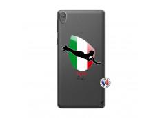 Coque Sony Xperia E5 Coupe du Monde Rugby-Italy