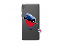 Coque Sony Xperia E5 Coupe du Monde Rugby-Samoa