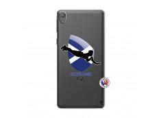 Coque Sony Xperia E5 Coupe du Monde Rugby-Scotland