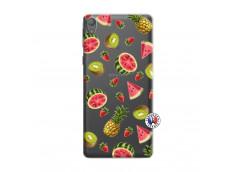 Coque Sony Xperia E5 Multifruits