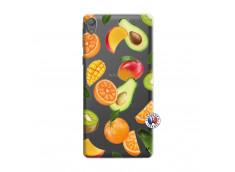 Coque Sony Xperia E5 Salade de Fruits