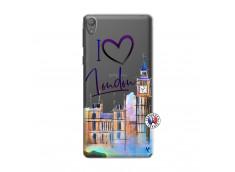 Coque Sony Xperia E5 I Love London