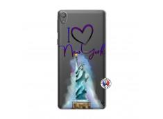 Coque Sony Xperia E5 I Love New York