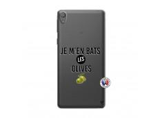 Coque Sony Xperia E5 Je M En Bas Les Olives