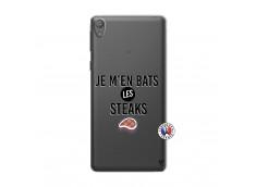 Coque Sony Xperia E5 Je M En Bas Les Steaks