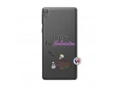 Coque Sony Xperia E5 Je Peux Pas J Ai Badminton