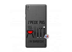 Coque Sony Xperia E5 Je Peux Pas J Ai Barbecue