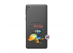 Coque Sony Xperia E5 Je Peux Pas J Ai Bricolage