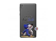 Coque Sony Xperia E5 Je peux pas j'ai Judo