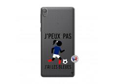 Coque Sony Xperia E5 Je Peux Pas J Ai Les Bleues Maillot