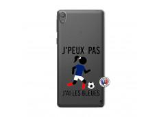 Coque Sony Xperia E5 Je Peux Pas J Ai Les Bleues