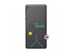 Coque Sony Xperia E5 Je Peux Pas J Ai Tennis