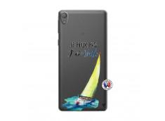 Coque Sony Xperia E5 Je Peux Pas J Ai Voile