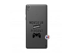 Coque Sony Xperia E5 Monsieur Mauvais Perdant