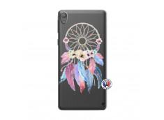 Coque Sony Xperia E5 Multicolor Watercolor Floral Dreamcatcher