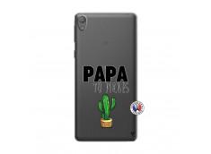 Coque Sony Xperia E5 Papa Tu Piques