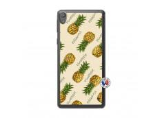 Coque Sony Xperia E5 Sorbet Ananas Translu