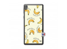 Coque Sony Xperia E5 Sorbet Banana Split Translu