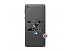 Coque Sony Xperia E5 Rien A Foot Allez Auxerre