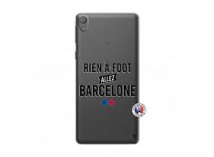 Coque Sony Xperia E5 Rien A Foot Allez Barcelone