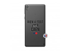 Coque Sony Xperia E5 Rien A Foot Allez Caen