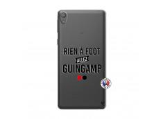 Coque Sony Xperia E5 Rien A Foot Allez Guingamp