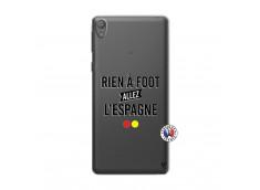 Coque Sony Xperia E5 Rien A Foot Allez L'Espagne