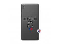 Coque Sony Xperia E5 Rien A Foot Allez Lyon