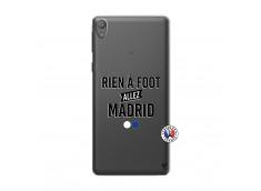 Coque Sony Xperia E5 Rien A Foot Allez Madrid