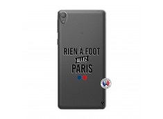 Coque Sony Xperia E5 Rien A Foot Allez Paris
