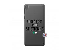 Coque Sony Xperia E5 Rien A Foot Allez St Etienne
