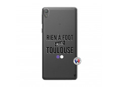 Coque Sony Xperia E5 Rien A Foot Allez Toulouse