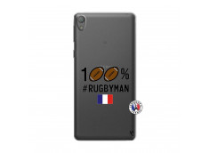 Coque Sony Xperia E5 100% Rugbyman