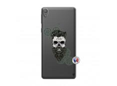 Coque Sony Xperia E5 Skull Hipster