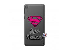 Coque Sony Xperia E5 Super Maman